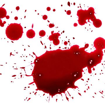 There's Blood on my .... by Chanash
