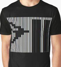911 Barcode Graphic T-Shirt