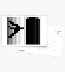 911 Barcode Postcards