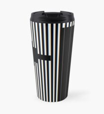 911 Barcode Travel Mug