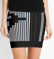 911 Barcode Mini Skirt