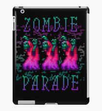 Zombie Parade iPad Case/Skin