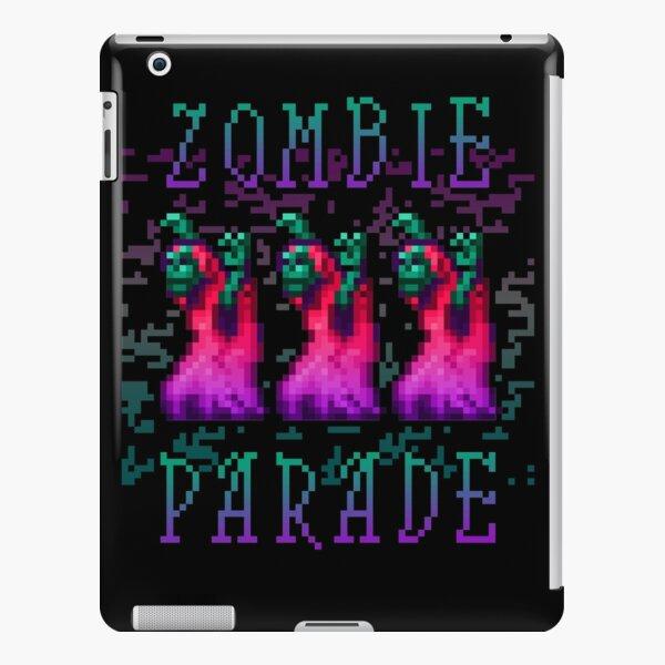 Zombie Parade iPad Snap Case