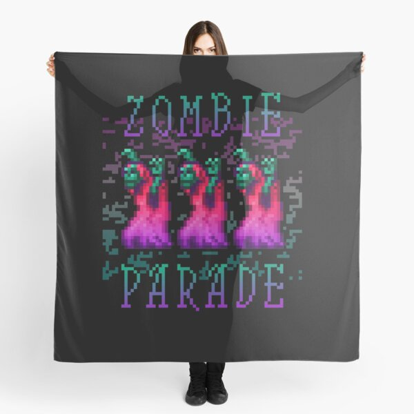 Zombie Parade Scarf