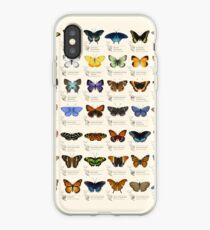 Butterflies of North America iPhone Case