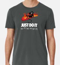 Mach es einfach! Männer Premium T-Shirts