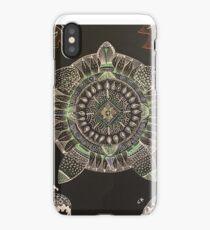 leaping Honu iPhone Case/Skin