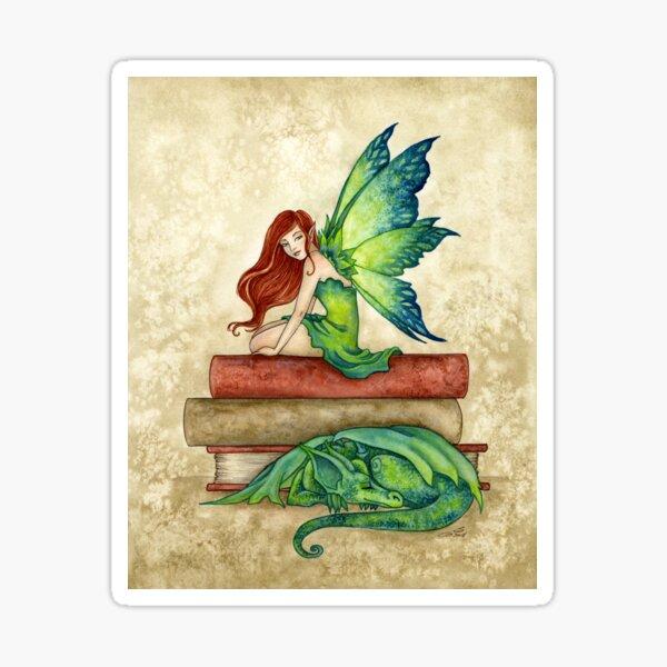 Bedtime Stories Sticker