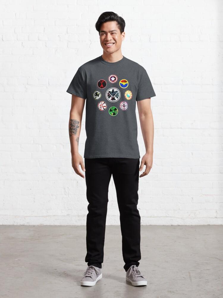 Alternate view of Sort of Avenging Classic T-Shirt