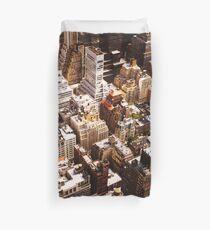 Funda nórdica Above the New York City Skyline