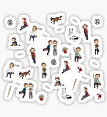 Steter Teen Wolf: Stickers Redbubble