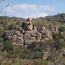 Rock formation, Matobo National Park, Zimbabwe by npdesign