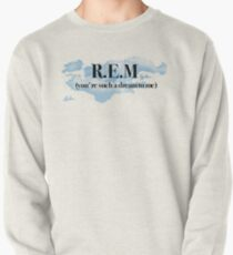 R.E.M Collection Pullover