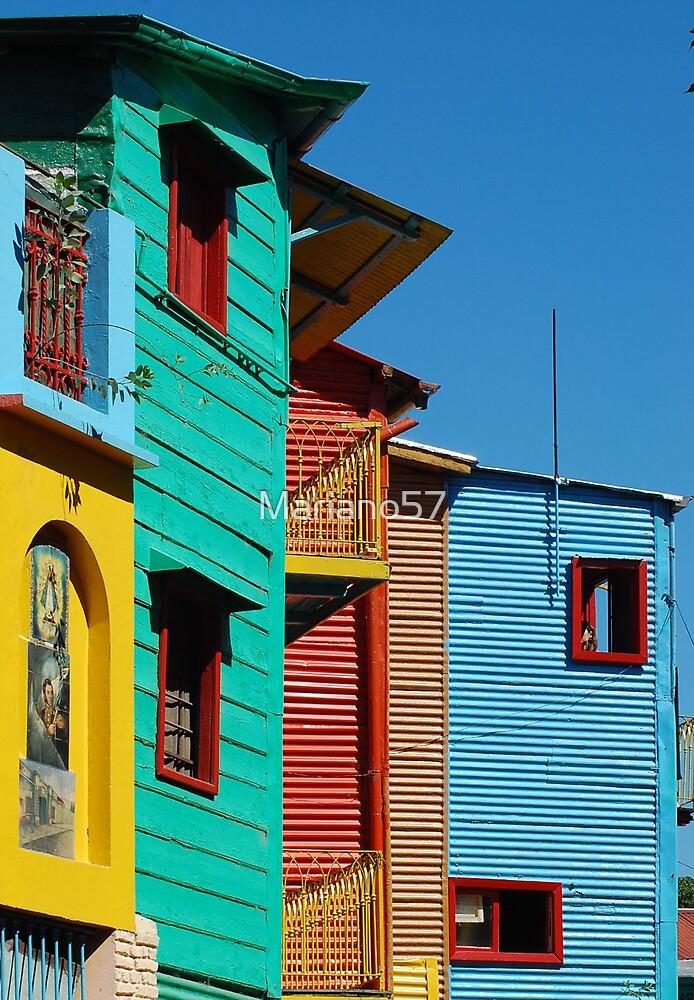 Rainbow Neighborhood by Mariano57