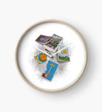 Tarot Clock