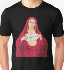 Send Nudes verwaschen Unisex T-Shirt