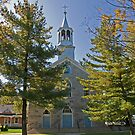 Saint Mary's Catholic Church, Williamstown. 1847. by Mike Oxley