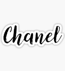 Chanel - Custom Girl Name Gifts Sticker