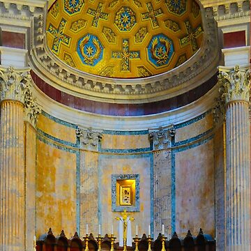 ST PETER'S BASILICA by tomb42