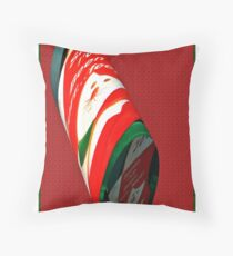 Xmas stocking Throw Pillow