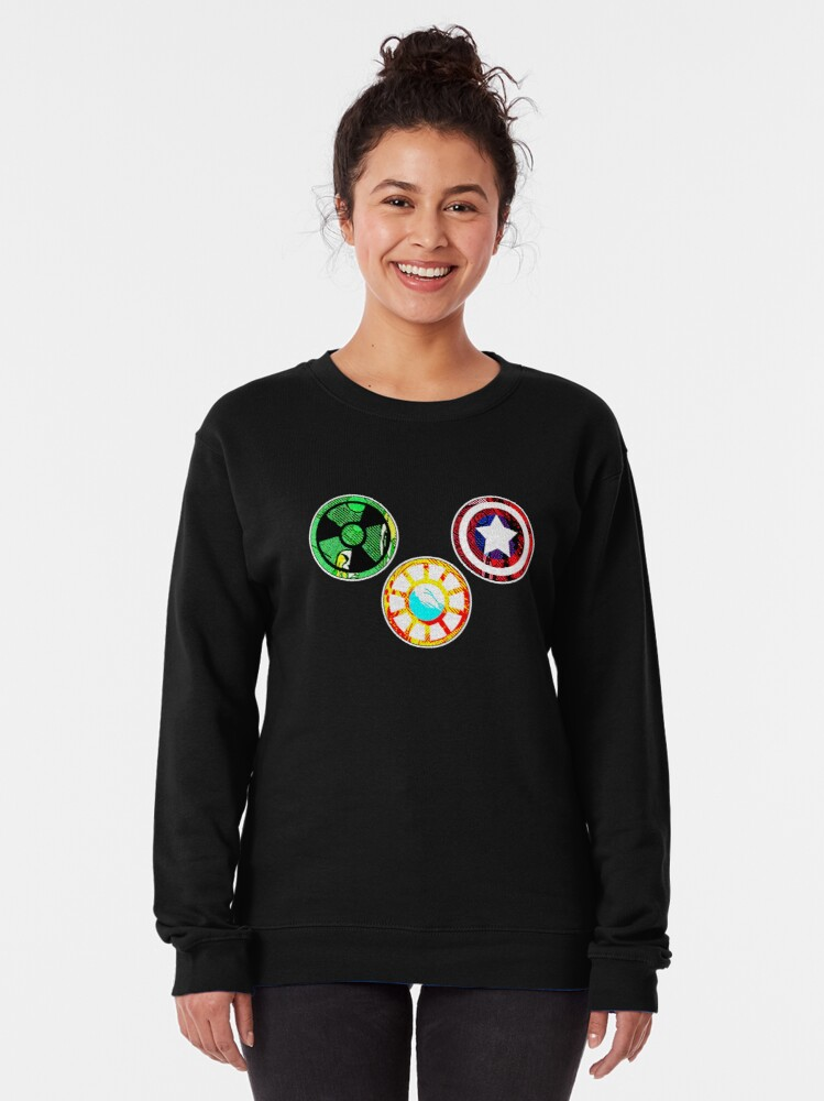 Alternate view of The First Trio Pullover Sweatshirt