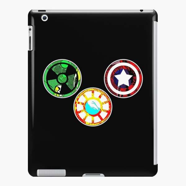 The First Trio iPad Snap Case