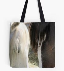Equine eyes.... Tote Bag