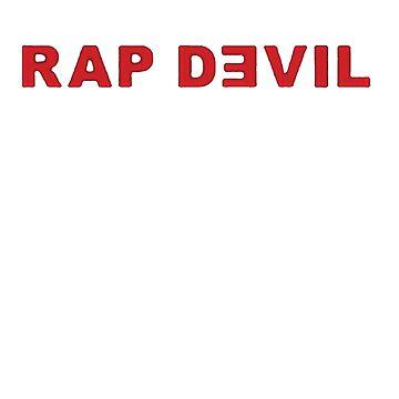 RAP DEVIL- MGK by hood112