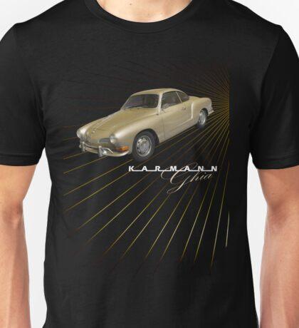 Volkswagen Tee Shirt: Karmann Ghia T-Shirt