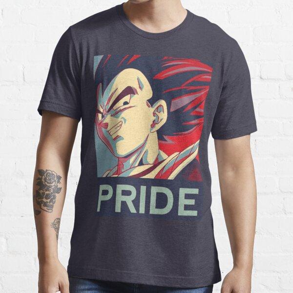 Vegeta's Pride T-shirt essentiel