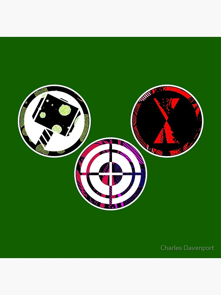 The Second Trio by cdavenport4
