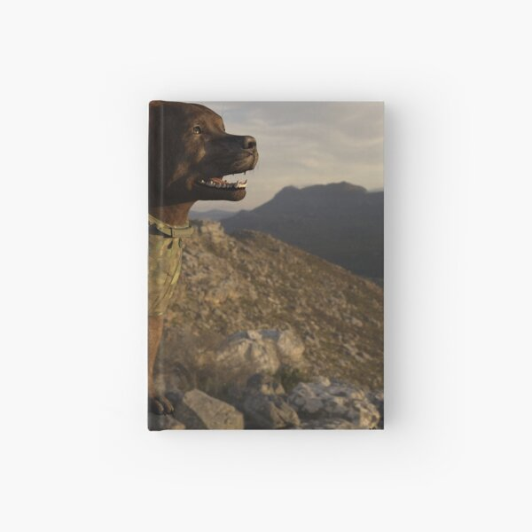 The Good Soldier Hardcover Journal