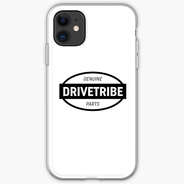 Genuine DriveTribe Parts iPhone Soft Case