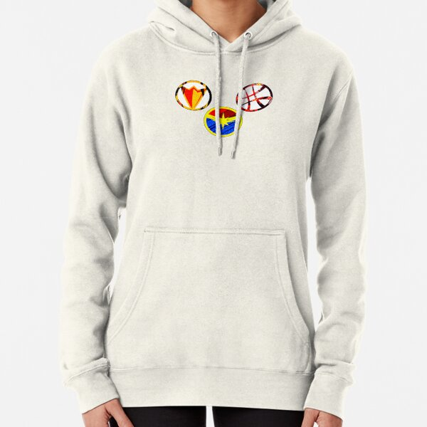 The Third Trio Pullover Hoodie