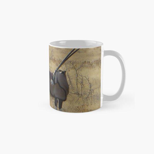 African gemsbok, Etosha National Park, Namibia Classic Mug