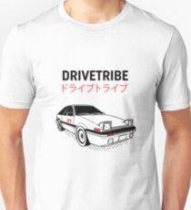 DriveTribe Toyota AE86 JDM design Unisex T-Shirt