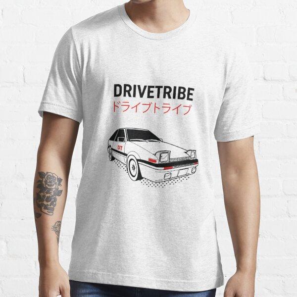 DriveTribe Toyota AE86 JDM design Essential T-Shirt