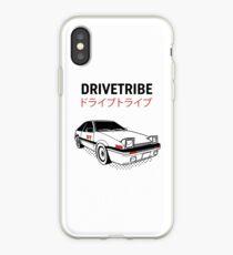 DriveTribe Toyota AE86 JDM design iPhone Case