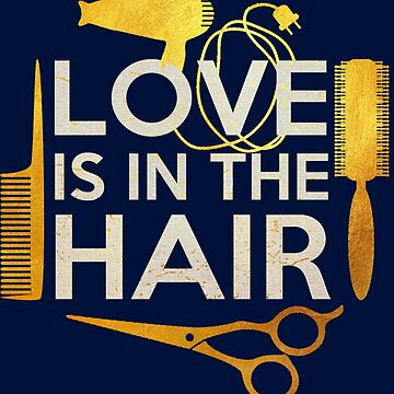 Love is in the air, Hairdressing, Salon, Fashion by MDAM