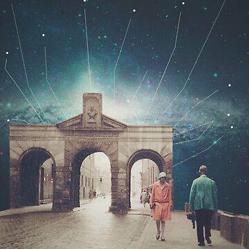 We met as Time Travellers by FrankMoth