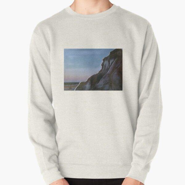 Mungo lunette landscape at sunrise Pullover Sweatshirt