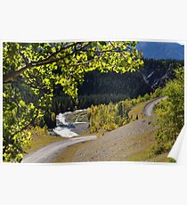 Kananaskis Country Fall Colors  Poster