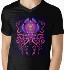 Cephalopod V-Neck T-Shirt