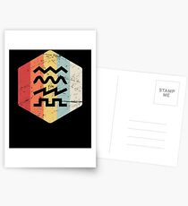 Synth Player / Synthesizer Electronic Postcards