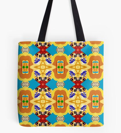 Abstract Pattern #8 Tote Bag