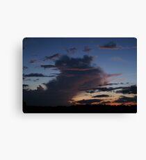 Twilight Sky Canvas Print
