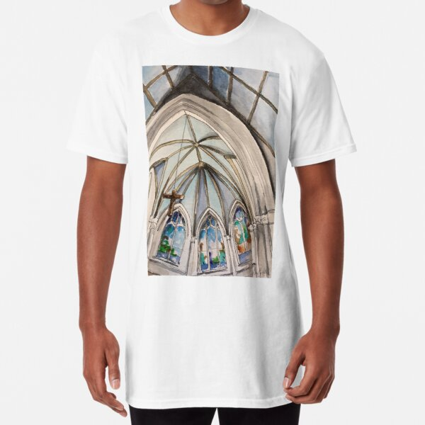 For His Glory Long T-Shirt
