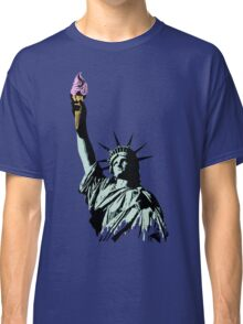 A soft serve of Liberty Classic T-Shirt