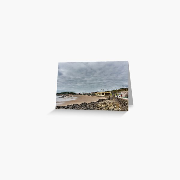 Barry Island Greeting Card