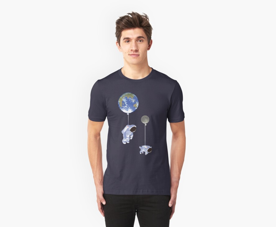 Spaceboy by Nathan Davis